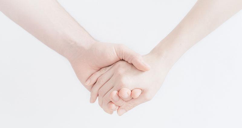 Creme gegen schwitzige Hände