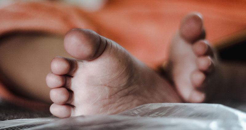 Fußcreme und Salbe gegen Schweißfüße