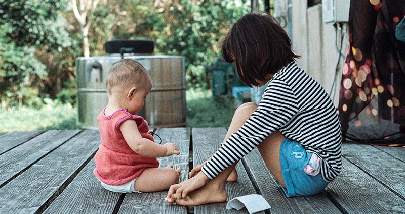 Starkes Schwitzen bei Kindern