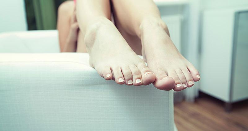 Tipps gegen Schweißfüße & Fußgeruch