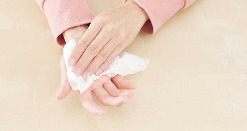 Botox gegen Schweißhände