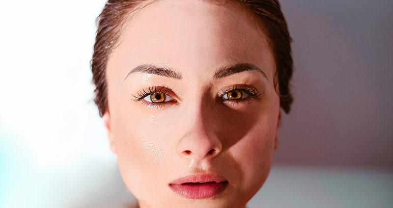 Botox gegen Schwitzen im Gesicht
