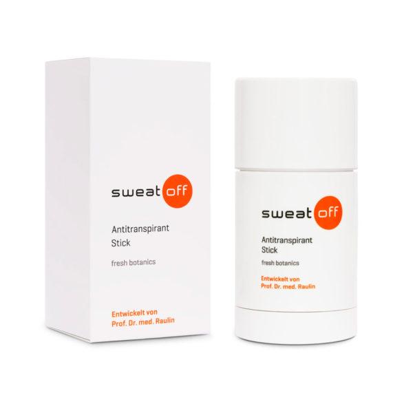 Sweat-Off Stick Antitranspirant