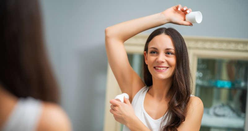 Deoroller gegen Schwitzen – Antitranspirant Roll Ons