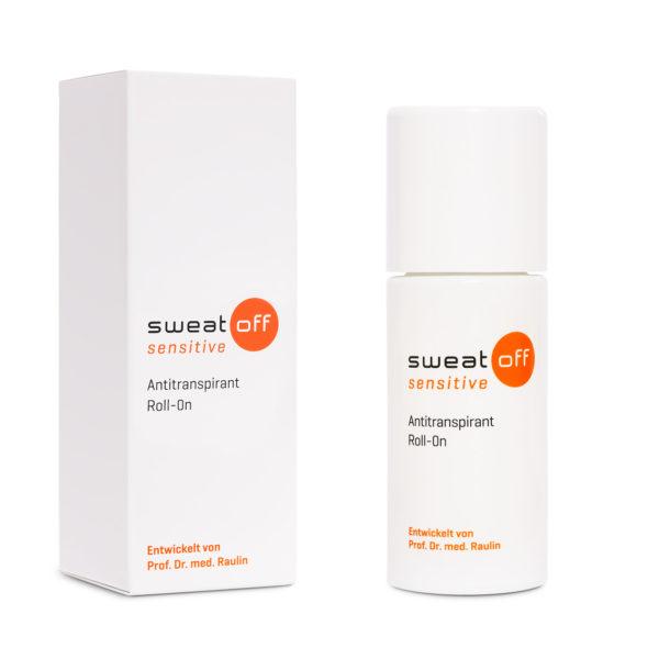 Sweat-Off sensitive Antitranspirant Roll-On