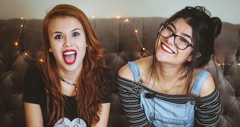 Schweißgeruch bei Mädchen in der Pubertät