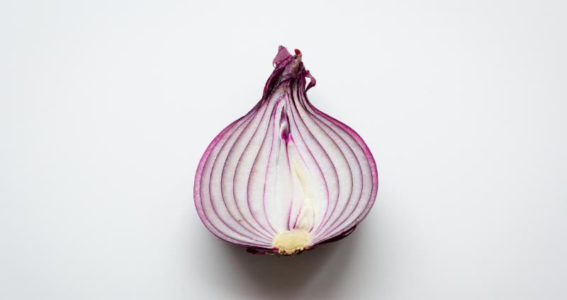 Schweiß riecht nach Zwiebeln