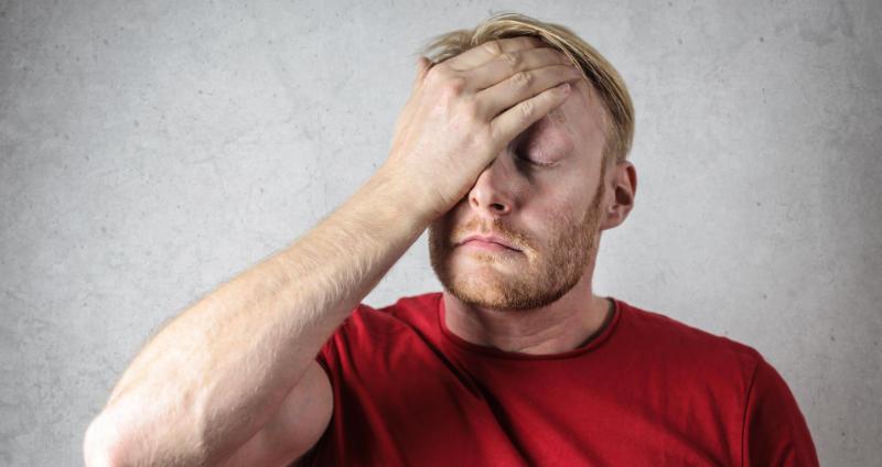 Schweißgeruch bei Stress