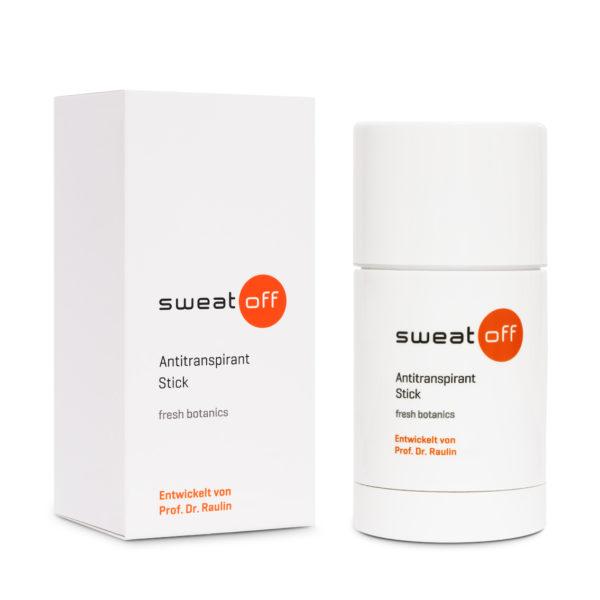 Sweat-Off Antitranspirant Stick
